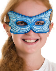 Douglas Cuddle Toys Blue Fairy Mask