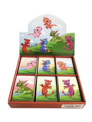 Baby Dragon Notepad