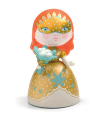 Golden Fairy Princess Barbara Figure UK