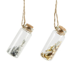 Fairy Dust Make a Wish Vial with Stars