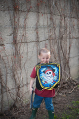 Foam Pirate Shield