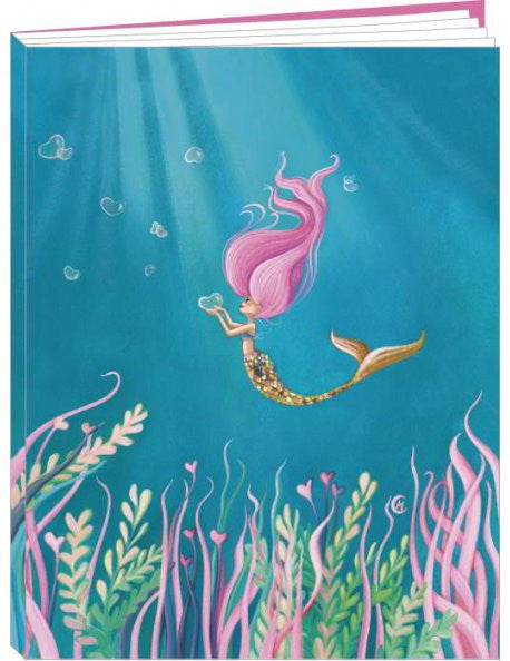 Mermaid - Large Notebook