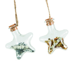 Hanging Star Ornaments for the Christmas Tree
