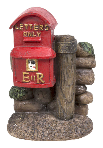 miniature traditional post boxes for sale