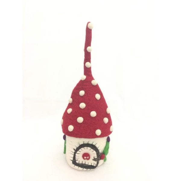 Toadstool Sprit Fairy House