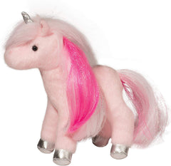 Ava Plush Pink Unicorn