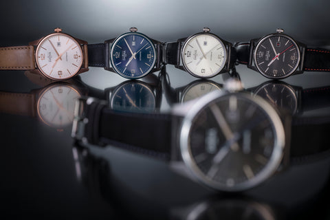 watch collection value