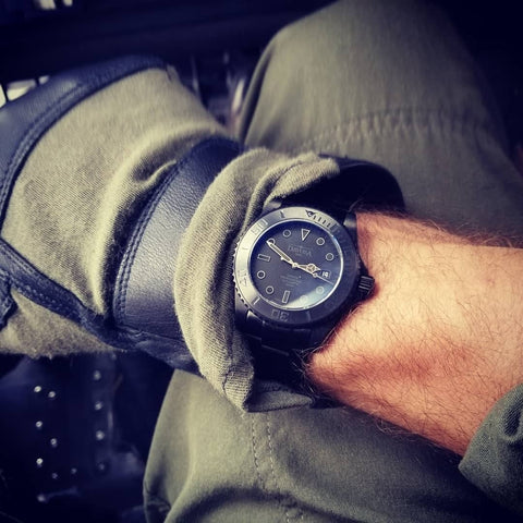 swiss made military watch Ternos Pro limited edition