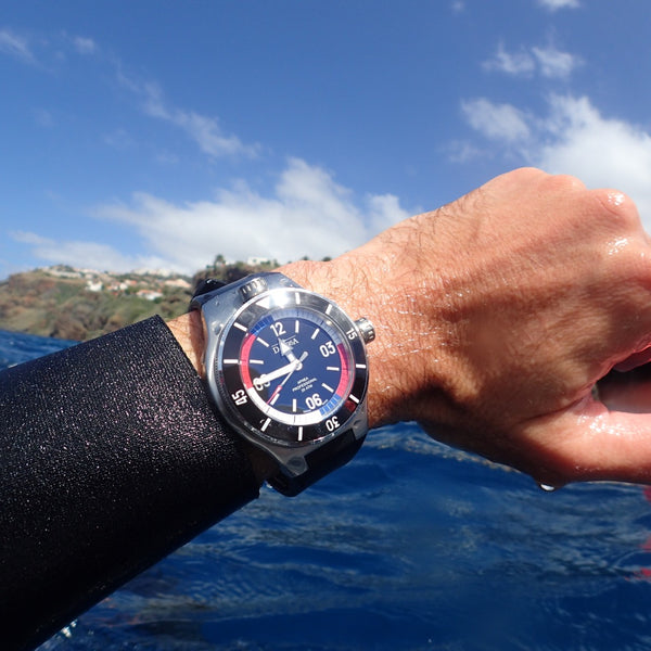 Davosa Apnea - Automatic divers watch