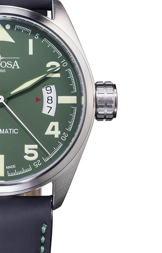 Military green 20atm automatic 42mm - 16151174