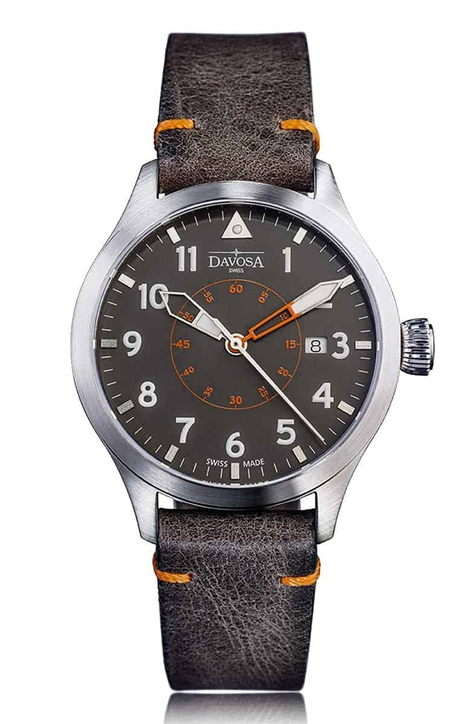 Neoteric Pilot 42mm Automatic Brown/Gray 16156596