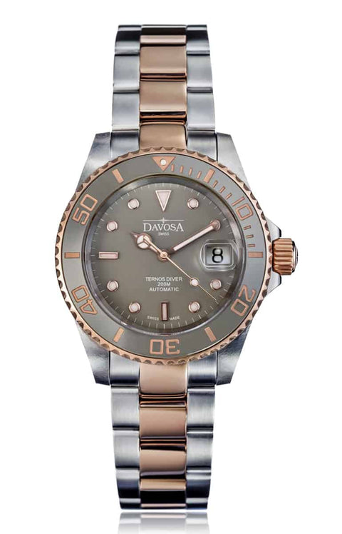 Ternos ceramic 40mm two-tone automatic 16155562