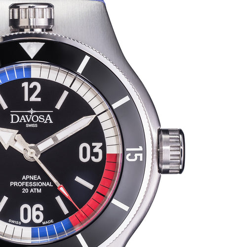 Apnea free diver 200m automatic 46mm special edition - 16156855