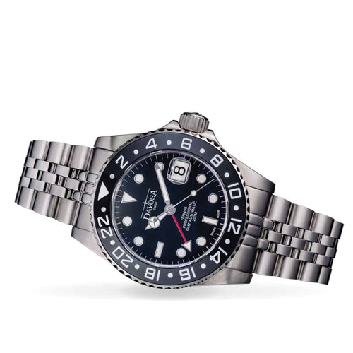 Ternos professional 42mm 200m gmt black 16157105