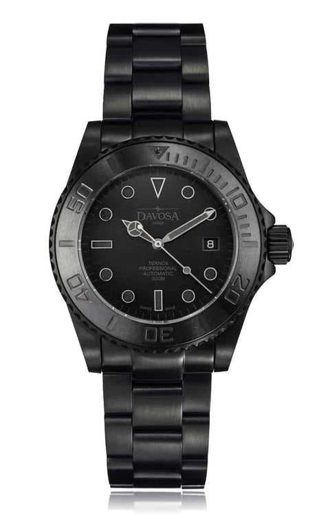 TERNOS PRO 42MM BLACK SUIT 16158350 Limited Edition