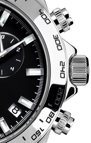 Speedline Black 42mm Chrono 10 ATM Quartz 16347055