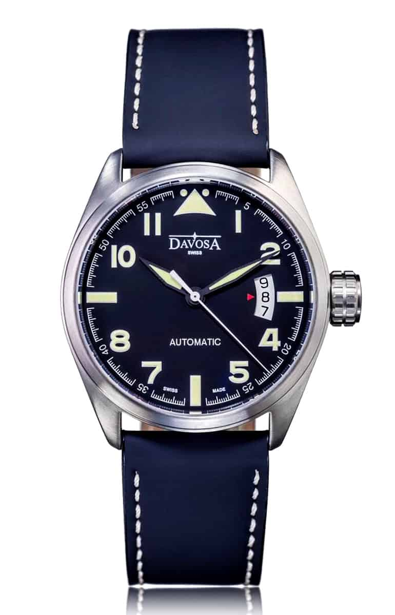 Military blue 20atm automatic 42mm - 16151154