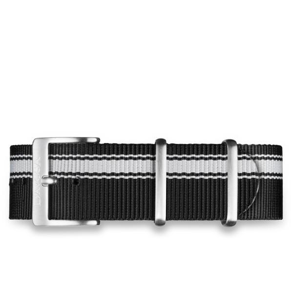 Nylon strap black/grey 16948815