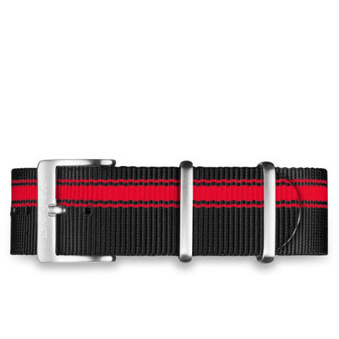 Black/Red Nylon Strap 16948865