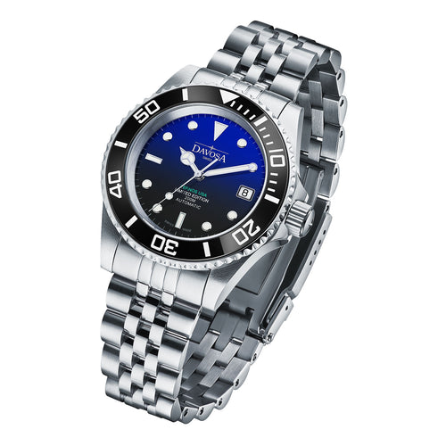 Ternos Pro USA 200m Diver Automatic 40mm Faded Blue 16155599 - Limited Edition