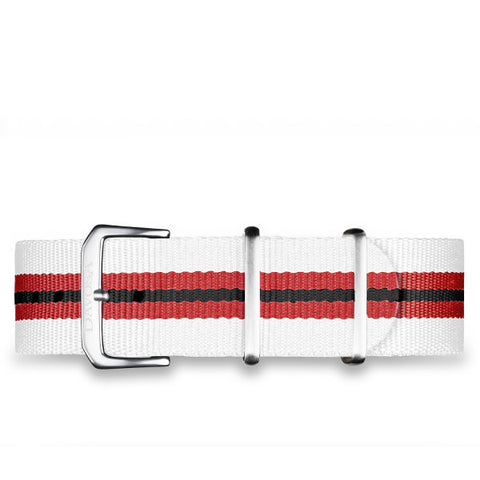 White/Red Nylon Strap 16955590