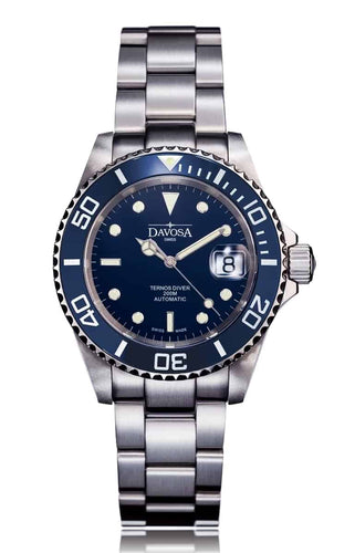 Ternos Blue 40mm Automatic 200m Diver 16155540