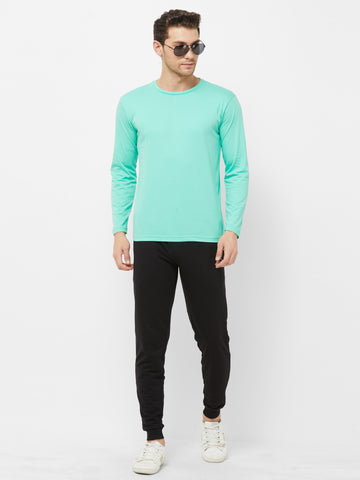 BASIC MINT GREEN FULL SLEEVE