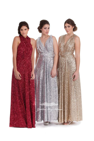 Glam Sequins 2-4