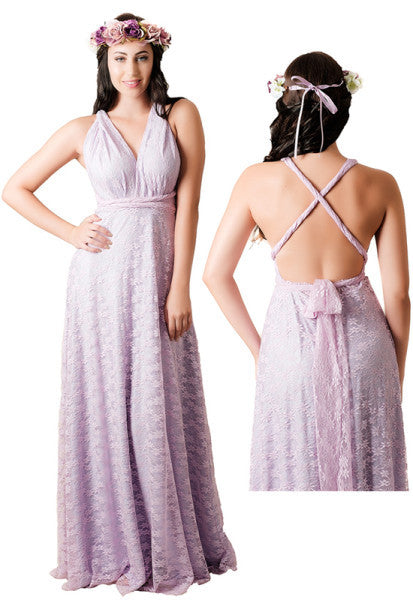 GBN Lace Multiway Gown 0-1