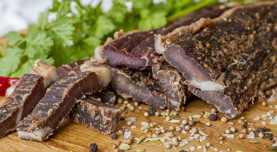 Why YOU should be eating BILTONG.