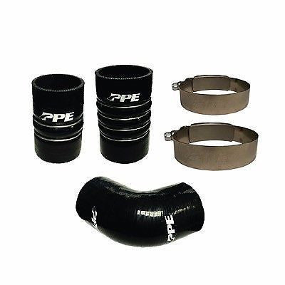 06-10 GM 6.6L LBZ LMM PPE silicone hose and clamp kit Duramax Diesel 115910610
