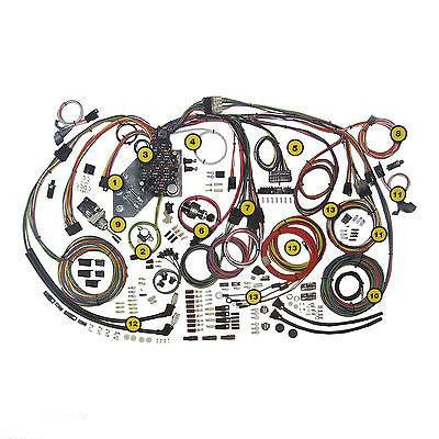 american autowire 1970 73 pontiac firebird wiring harness. Black Bedroom Furniture Sets. Home Design Ideas