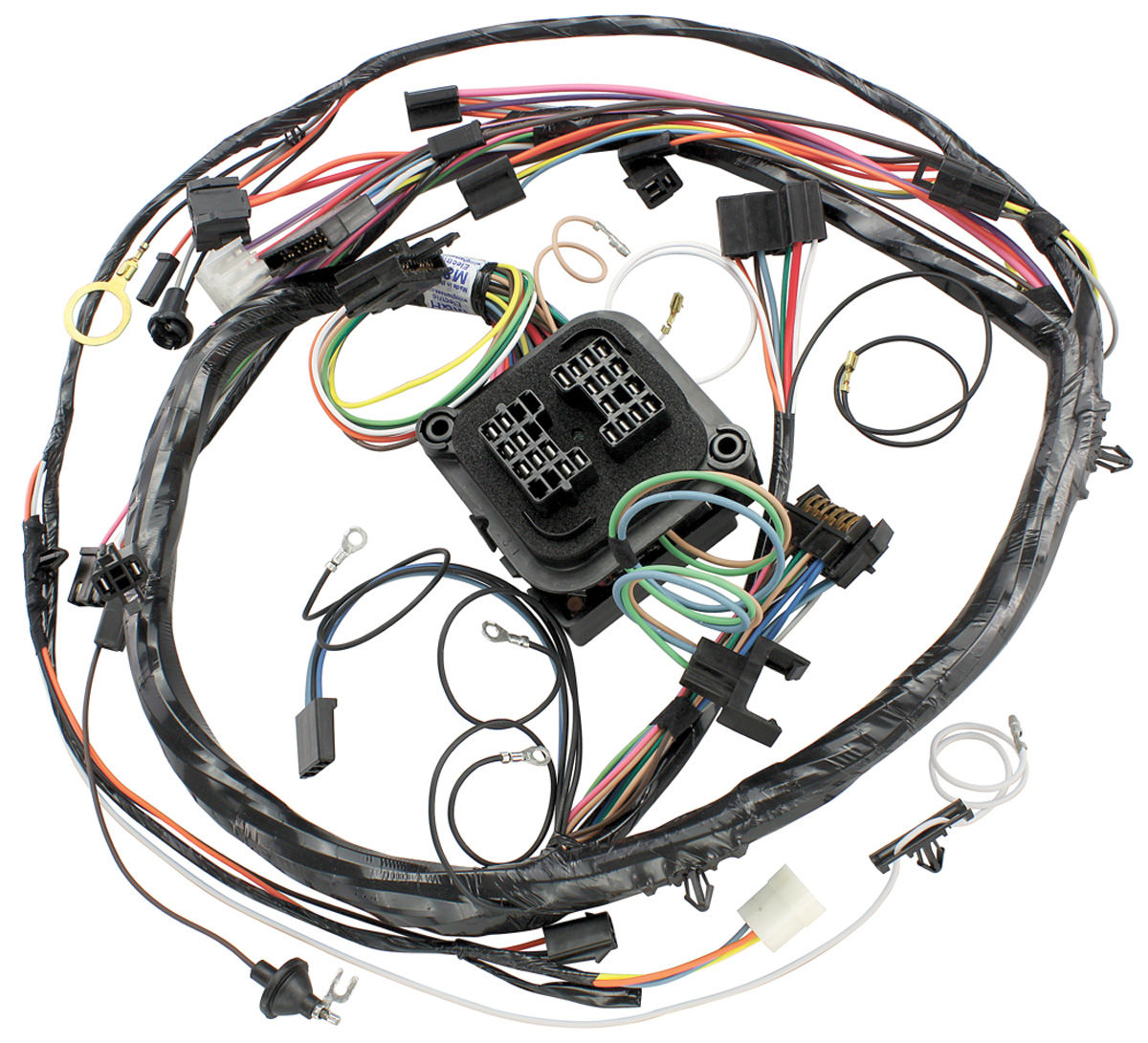 1971 chevelle wiring harness 1971 chevelle and el camino ss dash harness with factory gauges  1971 chevelle and el camino ss dash