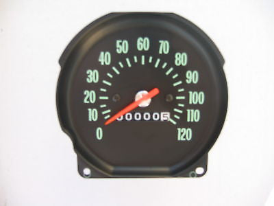 1970 70 CHEVELLE MONTE CARLO FLOOR SHIFT SPEEDOMETER