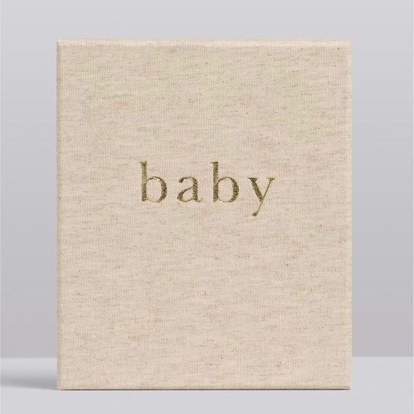 Baby Book - First Year Of You