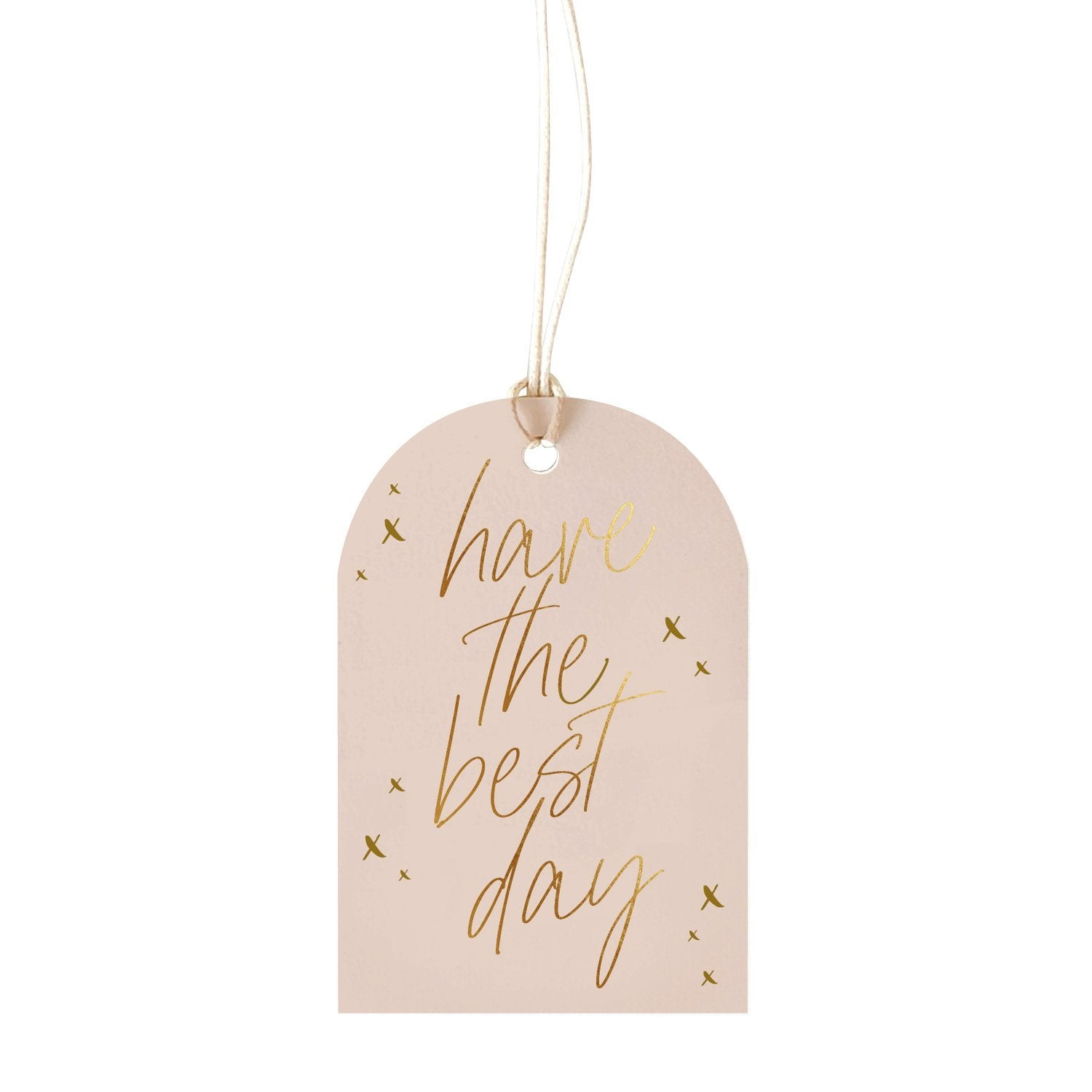 Gift Tag - Best Day