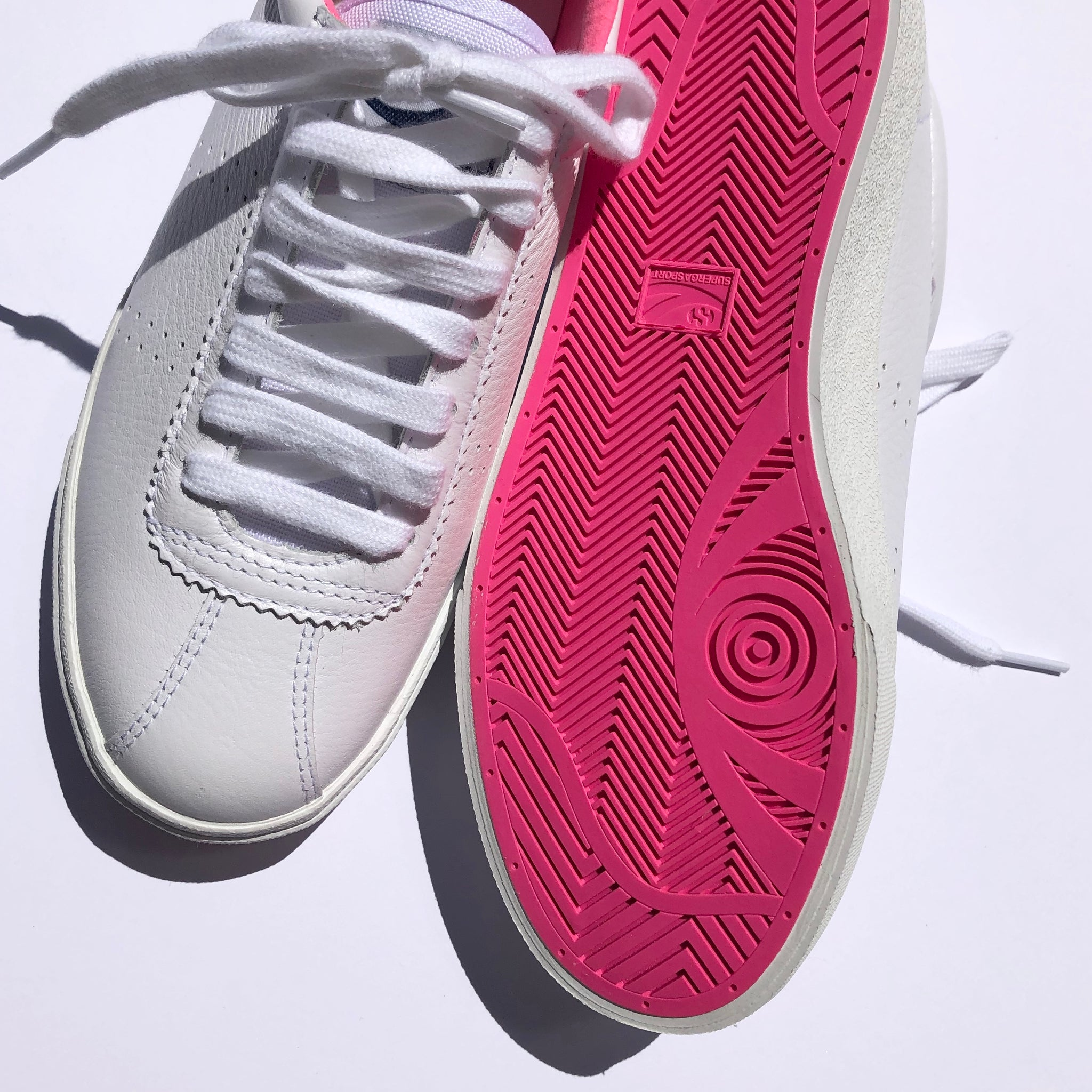 Superga - Club S Fuchsia