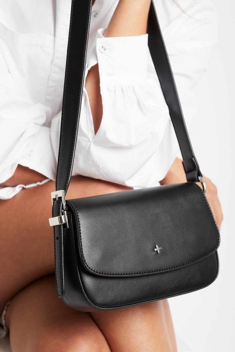 Hansel Bag - Smooth Black