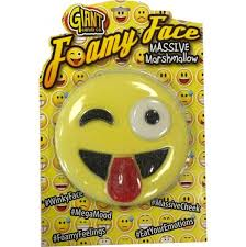 GIANT CANDY COMPANY GIANT FOAMY FACE 380G - Sweet Hero