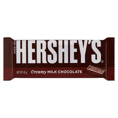 Hersheys Milk Chocolate Bar - Sweet Hero