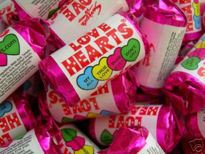 Love Hearts Mini - Sweet Hero