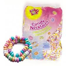 Candy Necklace - Sweet Hero
