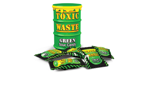 Green Toxic Waste - Sweet Hero