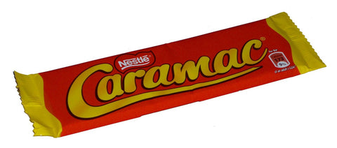 Caramac Bars - Sweet Hero