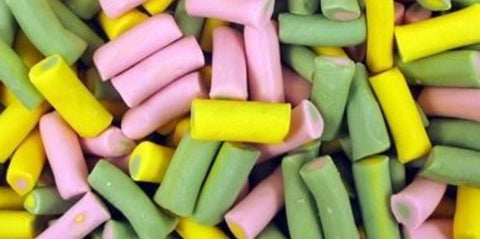 Haribo Rhubarb and Custard - Sweet Hero