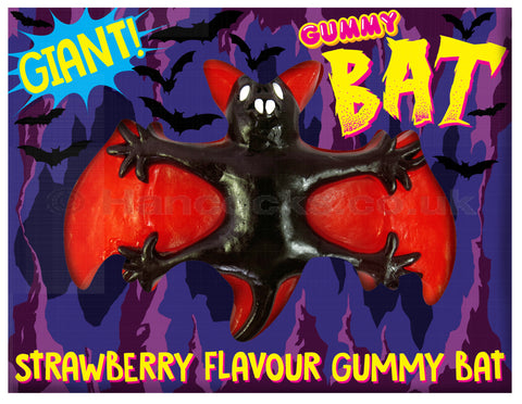 Giant Gummy Bat - Sweet Hero