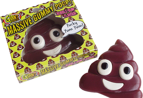 GIANT GUMMY POOP 800G - Sweet Hero