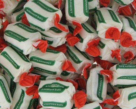 Spearmint Chews - Sweet Hero