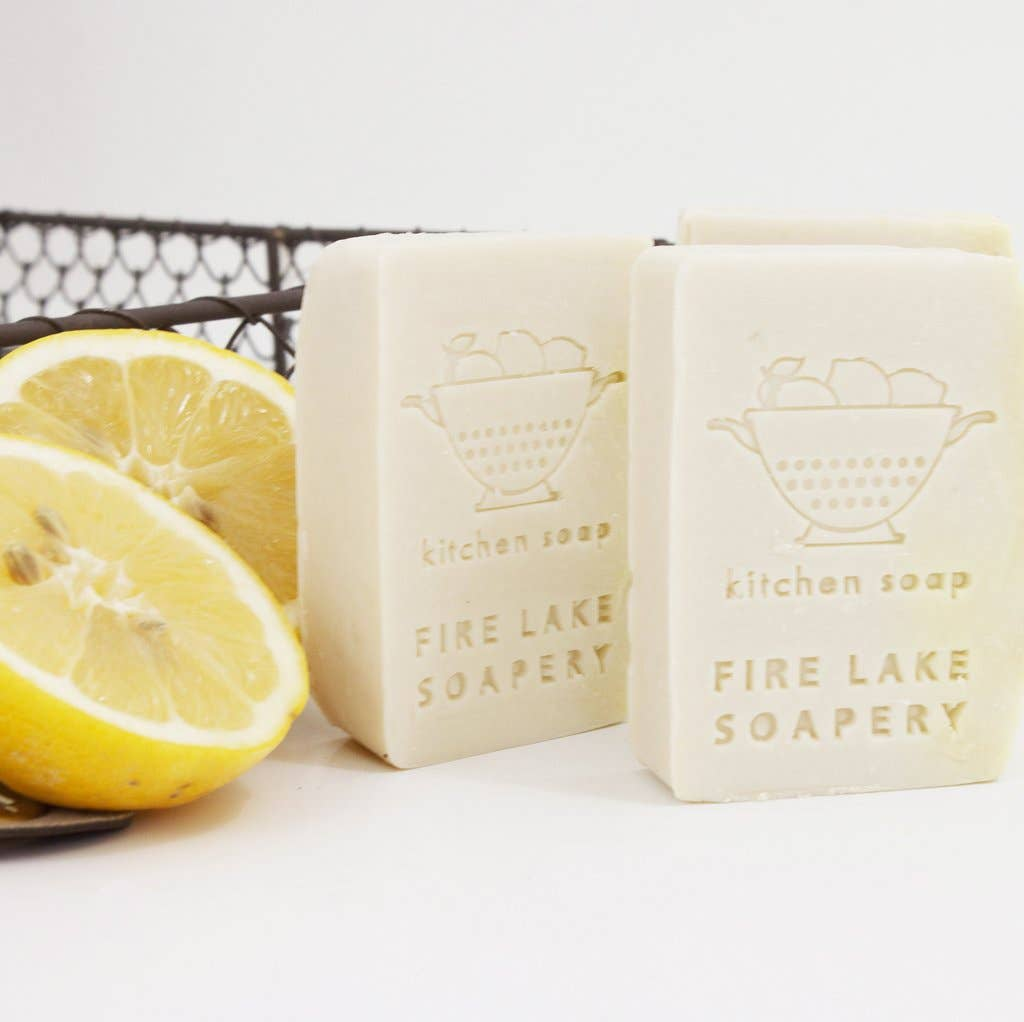 Lemon Kitchen Bar Soap