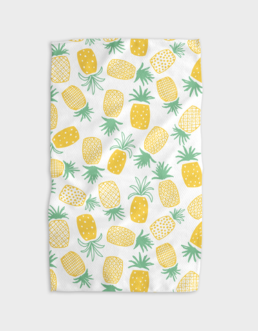 Pineapple Love Kitchen Tea Towel